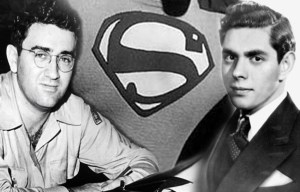 Superman – The author meets the artist in Cleveland