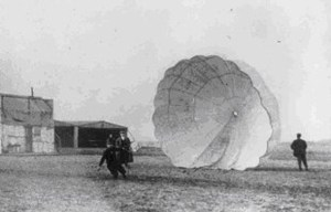 Captain Albert Berry – One of the world's first parachutists lands in St. Louis