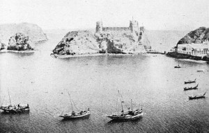 Al Jalali Fort – The guard between the gulfs in Muscat