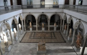 Bardo National Museum – The second largest museum of the African continent in Tunis