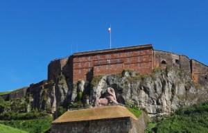 Citadelle de Belfort – The reputedly impregnable fortifications in Belfort