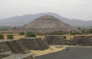 Pyramid of the Sun – The great enigmatic pyramid-shaped structure in Teotihuacán