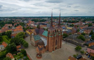 Roskilde Cathedral – Scandinavia's first Gothic cathedral in Roskilde