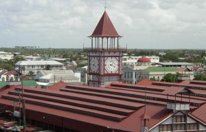 Stabroek Market – The Victorian market with a prominent clock tower in Georgetown
