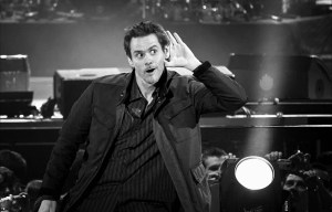 """Jim Carrey – The """"acting machine"""" makes first appearance in Toronto"""
