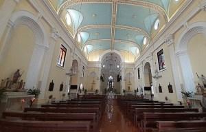 St. Lawrence's Church – The elegant catholic church in Macau