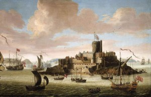 Castle Cornet – The historical defense of the island and the roadstead in Guernsey
