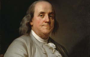 """Benjamin Franklin – The birthplace of the """"First American"""" in Boston"""