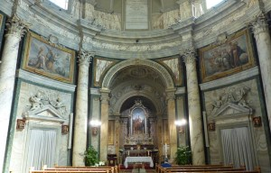 Chiesa di Sant'Anna dei Palafrenieri – The Roman Catholic parish church dedicated to Saint Anne in the Vatican City