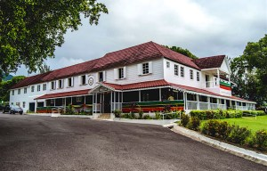 Saint Kitts and Nevis Government House – The beautiful official residence of the governor in Basseterre