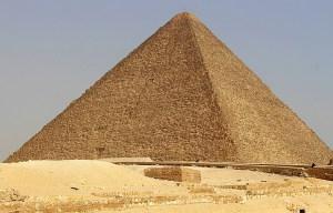 Pyramid of Khufu – The great pyramid in Giza