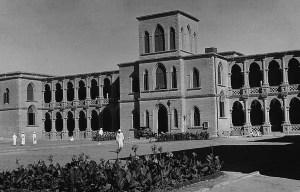 University of Khartoum – The oldest university of Sudan in Khartoum