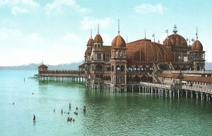 Saltair Pavilion – The great former resort in Magna