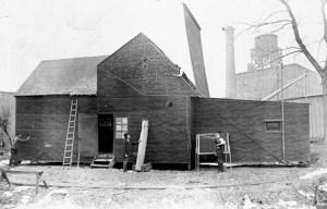 Edison's Black Maria – The America's first film production studio in West Orange