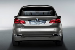 Image with 2013 BMW Concept Active Tourer