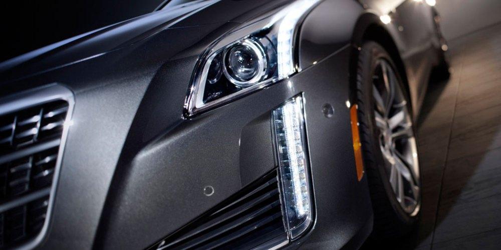 Primeras imágenes del nuevo Cadillac CTS