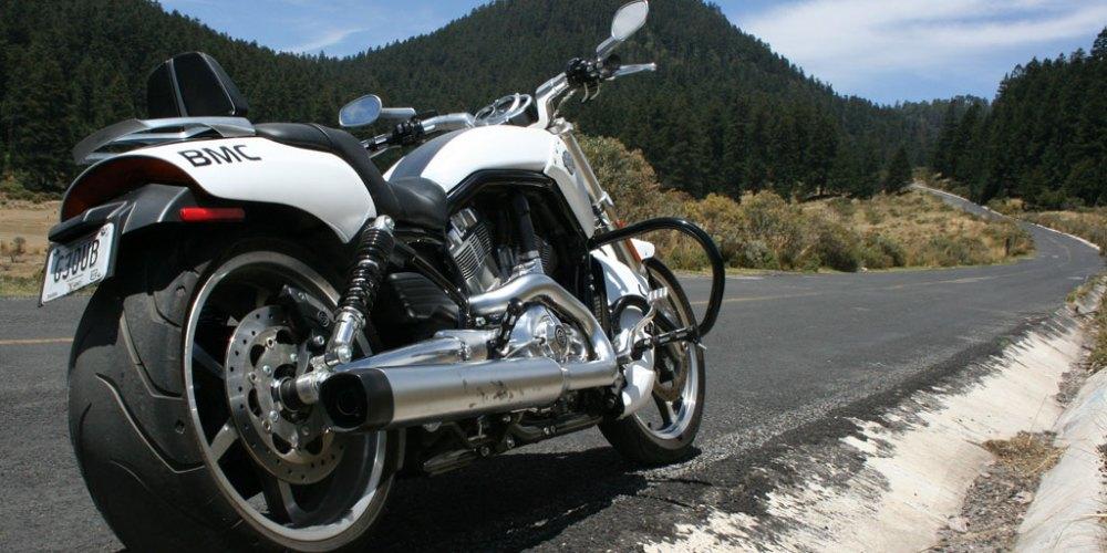 Harley-Davidson V-Rod Muscle