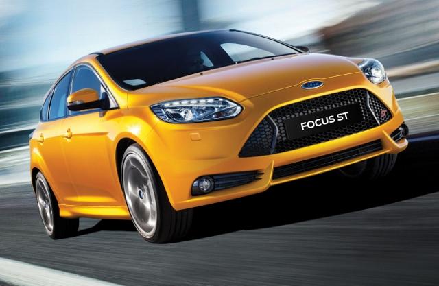 Ford Focus fue la marca de vehículos más vendida a nivel mundial en 2012