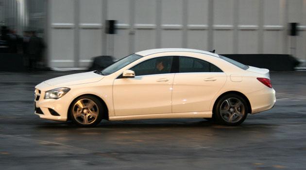 Mercedes-Benz México amplía su gama con el nuevo CLA