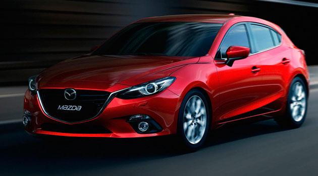 Nuevo Mazda3 a detalle