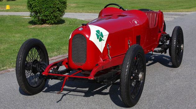 El 'Quadrifoglio Verde' de Alfa Romeo cumple 90 años
