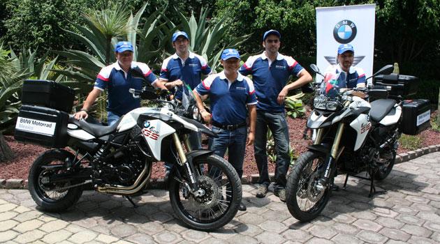 """La Vuelta a América"" un viaje inédito en motocicleta"