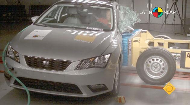 """""""Varias marcas reconocidas ofrecen protección deficiente"""". Latin NCAP"""