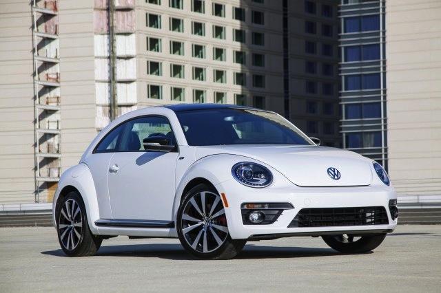 Volkswagen Beetle Turbo 2013