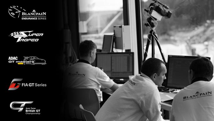 #ViernesDeVelocidad presenta: #BlancpainRaceWeekends