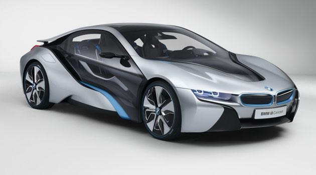 El BMW i8 se conocerá en Frankfurt