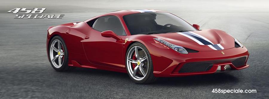 458 Speciale – más veloz, más ágil, más Ferrari