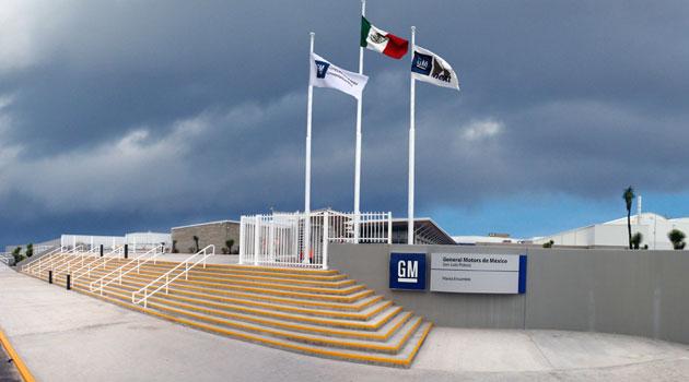 GM Complejo San Luis Potosí alcanza el reto ambiental EPA ENERGY STAR