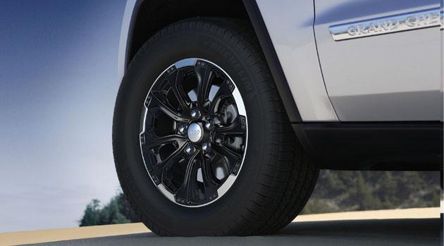 Mopar personaliza a la Jeep Grand Cherokee 2014