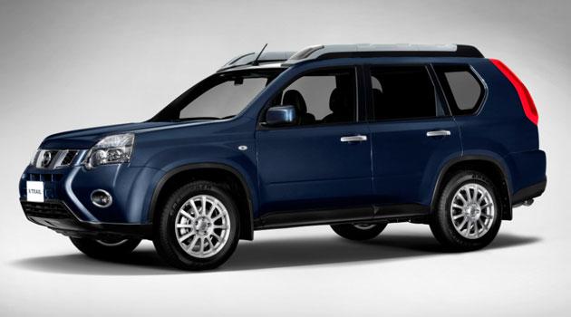Nissan X-Trail Blue Edition 2014 en México