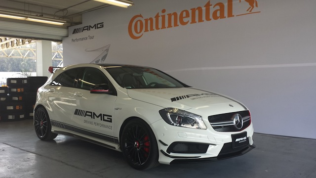 MERCEDES-BENZ AMG PERFORMANCE DRIVING