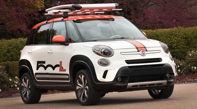Chrysler revela los vehículos Mopar que debutarán en el SEMA 2013
