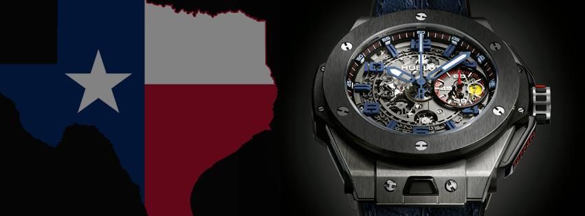 #JuevesDeRelojRacing – Big Bang Ferrari Texas