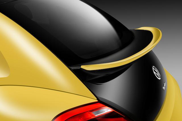 VW Beetle Turbo R, edición limitada