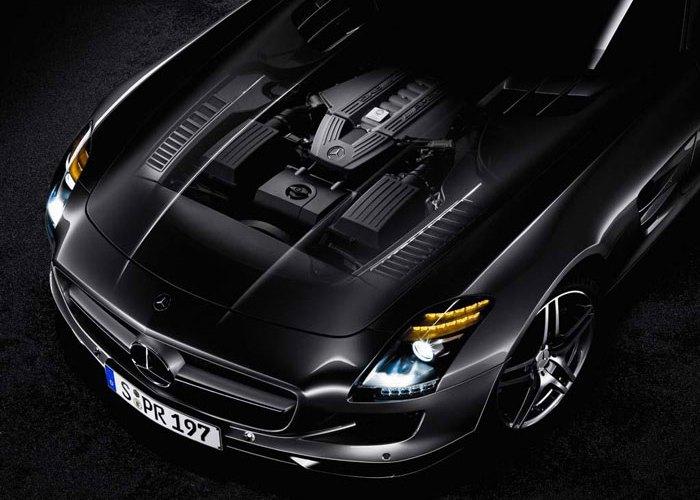 #MiércolesDeMotor – Mercedes-Benz SLS AMG