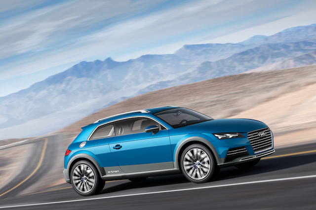 Audi Allroad Shootining Brake