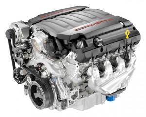 Chevrolet-Corvette-Stingray-engine