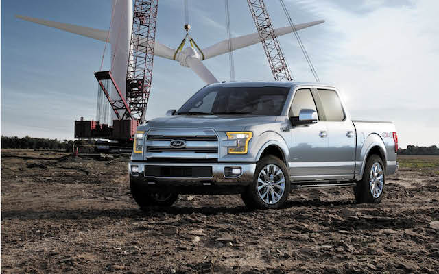Ford, nuevas funciones inteligentes en la F-150