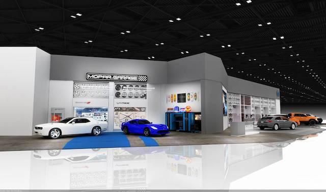 Mopar se presentará en el Autoshow de Detroit