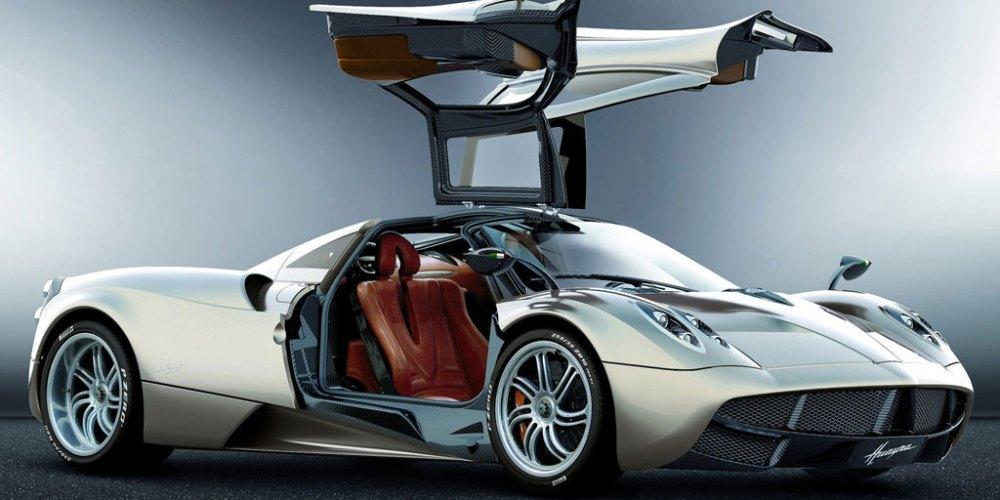 Los autos más potentes