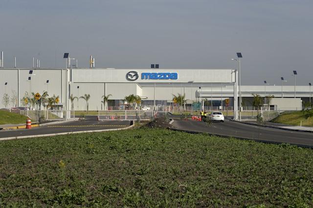 Mazda Salamanca, México.