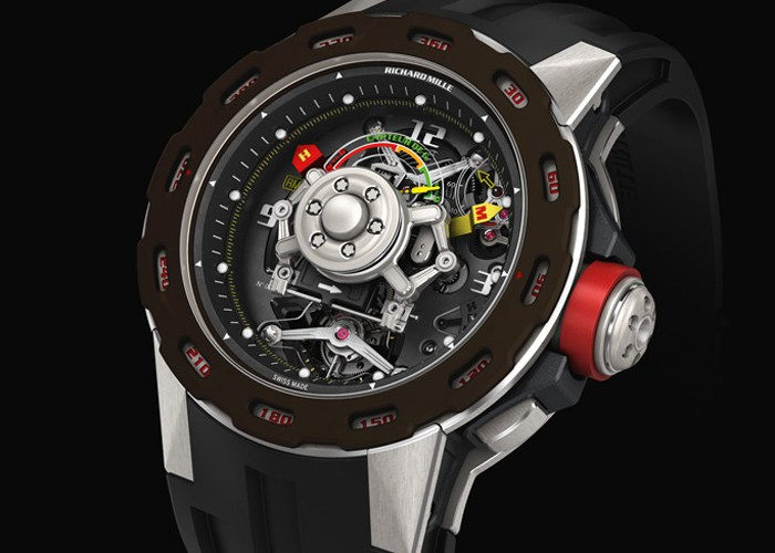 #JuevesDeRelojRacing – RM 36-01 de Richard Mille
