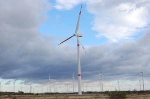 Ventilador, energía eólica