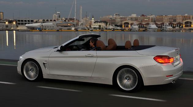 Nuevo BMW Serie 4 Convertible