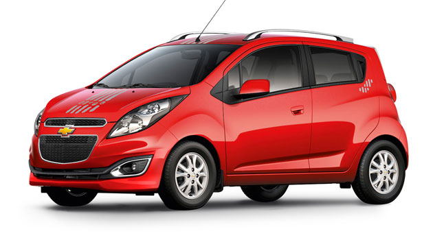 Chevrolet México presenta Spark Dot 2014