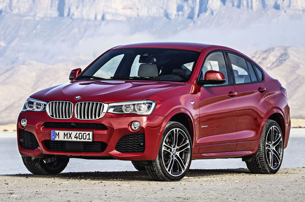 BMW – X4 2015, OFERTA AMPLIFICADA